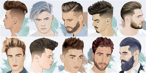 hair    top barbers  styles