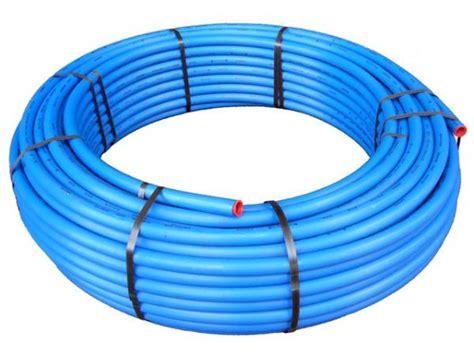 PEHD Rohr blau, Trinkwasser Druckrohr DVGW  PN16 PE