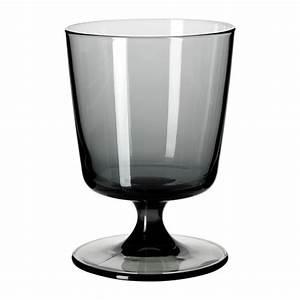 Verre A Vin Noir : prix verre a vin noir ikea vaisselle maison ~ Teatrodelosmanantiales.com Idées de Décoration