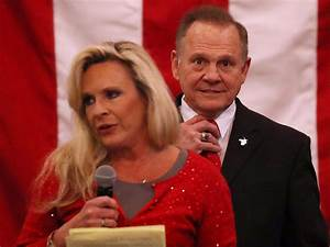 Roy Moore's wife: We can't be anti-Semitic, because 'one ...