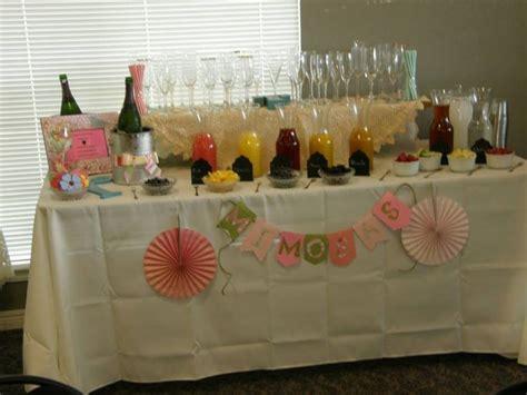 mimosa bar bridal shower 118 best mimosa bar images on pinterest