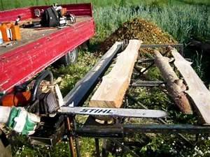 Führungsschiene Selber Bauen : mobiles s gewerk logosol eigenbau bigmill basic chainsaw mill with stihl ms 460 and logosol ~ Orissabook.com Haus und Dekorationen