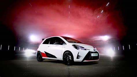 Toyota Yaris GRMN limited edition