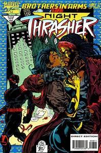 Night Thrasher 1  Marvel Comics