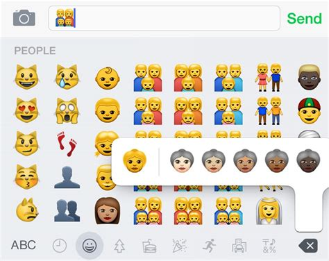 New Iphone Emojis