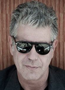 anthony bourdain  chef  swapped  blade