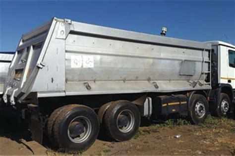 volvo fm   twinsteer  tipper truck  sale