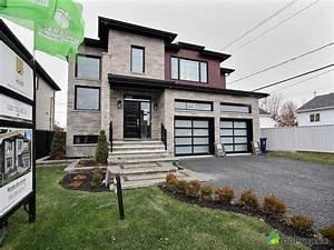 Maison A Vendre Laval : maison neuve vendre duvernay 7310 avenue des tilleuls ~ Melissatoandfro.com Idées de Décoration