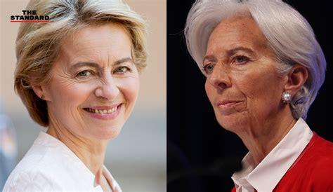 EU เสนอชื่อผู้นำหญิงนั่งเก้าอี้ประธานคณะกรรมาธิการยุโรป ...