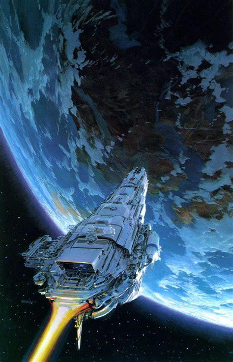 #art Of Science Fiction 003 John Berkey  Kōsa Press