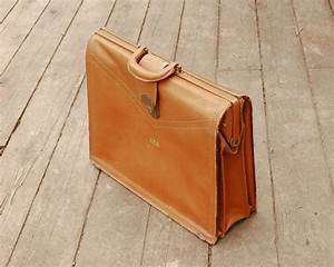 leather briefcase vintage luggage laptop case document With best laptop for documents
