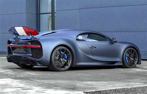 Bugatti's latest creation, though, sets a new bar in price and exclusivity. Bugatti Chiron Black Car price is Rs 118 crores - Most expensive new car
