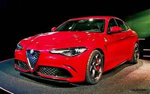Alfa Romeo Giula : 2016 alfa romeo giulia quadrifoglio ~ Medecine-chirurgie-esthetiques.com Avis de Voitures