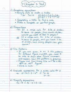 7th Grade Math Study Guide  U0026gt  Mishkanet Com