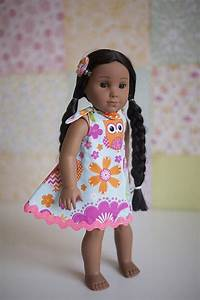 Hope Doll Dress & Tunic – Violette Field Threads