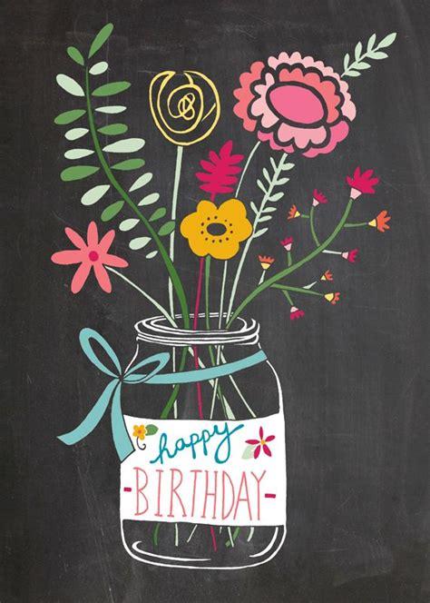 jam jar flowers chalkboard(571×800) http