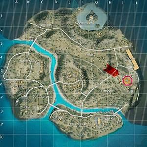 Free Fire  Mapa Del Tesoro D U00eda 28  Aqu U00ed Se Encuentra
