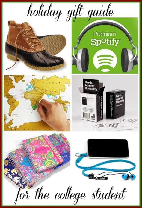 christmas gift guides for college men gift guide for the college student