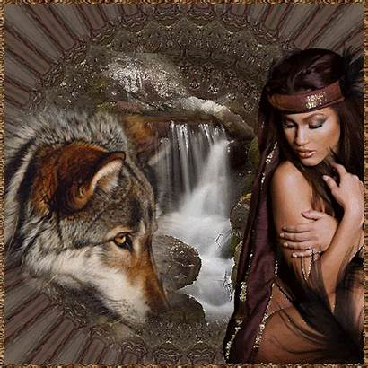 Quivivraverra Loup Publie Par Indienne