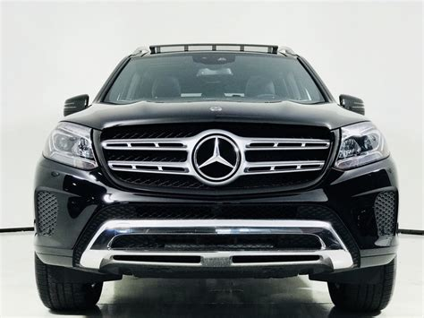 Additionally, you'll find more power and a greater towing capacity in the gls 450 4matic®. 2018 Mercedes-Benz GLS 450 4MATIC® SUV 7-Passenger SUV in Scottsdale #2375 | Luxury Auto Collection