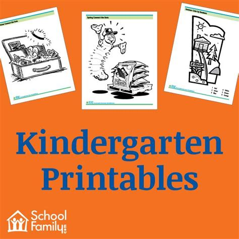 preschool resources for parents worksheets and printables for kindergarten students or 431