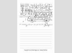 Playground Story Paper