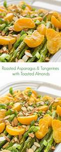 Roasted Asparagus And Tangerines The Lemon Bowl