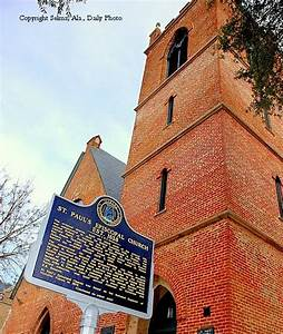 Selma, Ala. Daily Photo: St. Paul's Episcopal Church