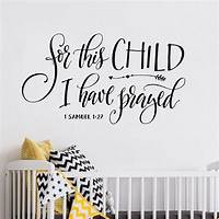 best bible verse wall decals 20 Ideas of Nursery Bible Verses Wall Decals | Wall Art Ideas
