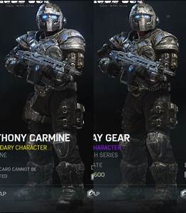 Anthony Carmine E Day Gear Spot The Difference