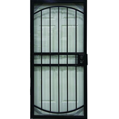 lowes security doors security doors security door lowes