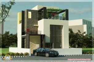 modern house blueprints 5 beautiful modern contemporary house 3d renderings home
