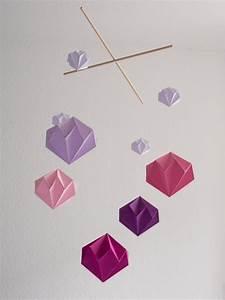 Mobile Basteln Origami : die besten 25 origami mobil ideen auf pinterest diy schmetterling schmetterlingsmobile und ~ Orissabook.com Haus und Dekorationen