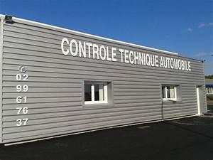Controle Technique Rennes : soci t id pub vitr 35 enseigne avec rampe lumineuse pour un garage rennes 35 ~ Medecine-chirurgie-esthetiques.com Avis de Voitures