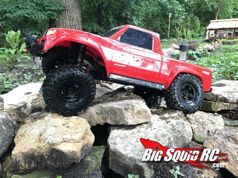 review traxxas trx  sport big squid rc rc car