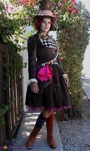 Best 25+ Mad hatter costume girl ideas on Pinterest | The ...