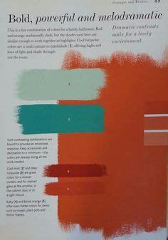 burnt orange gray  blue palette casamidy palette