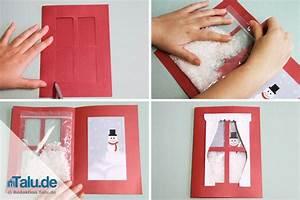 Weihnachtskarten Basteln Grundschule : weihnachtskarten basteln mit kindern diy tutorial ~ Orissabook.com Haus und Dekorationen