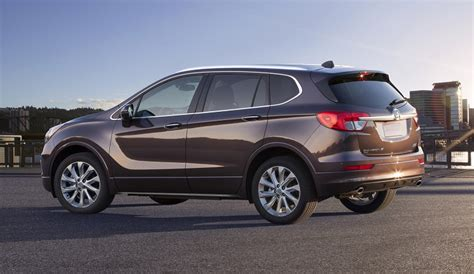 2018 Buick Envision  Changes, Updates, Release Date, Price
