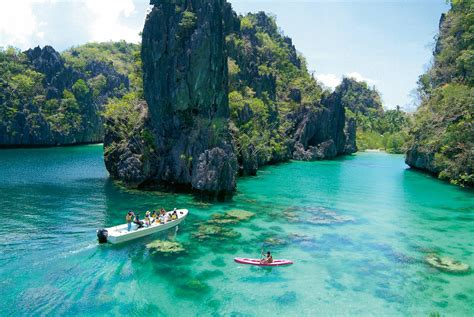 Philippines The Best Of Palawan Winairtravel