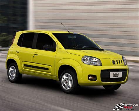 Fiat Brasil by Drive4u Automotive News New Fiat Uno Arrives In Brazil