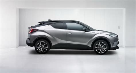 a toyota toyota wants to boost hybrid sales with new c hr crossover