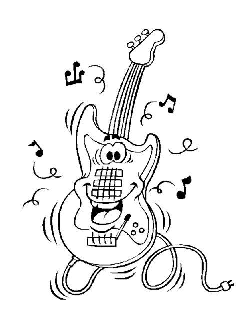 jeux de l ecole de cuisine de gratuit coloriage musique la guitare folle