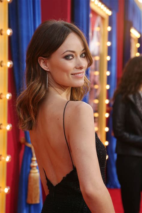 olivia wilde  incredible burt wonderstone premiere