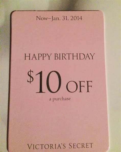 01217 Free Secret Coupons In The Mail by Birthday Freebies Retail Restaurants Martinis Bikinis