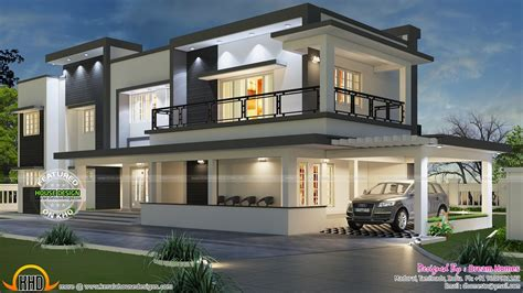 New Modern Home Design Plans India Gallery