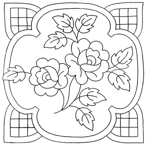 embroidery quilting designs quilting designs from vintage embroidery transfers
