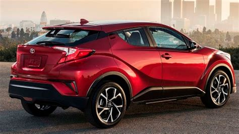 2019 Toyota Chr Review  Allnew Toyota Chr 2019 Youtube
