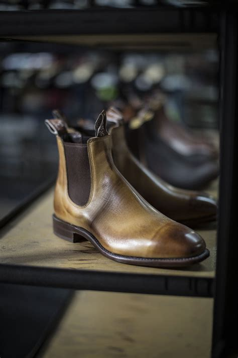 Our Stories | Burnished Boots - Made in Australia