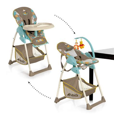 hauck disney baby sit n relax 2 in 1 highchair bouncer